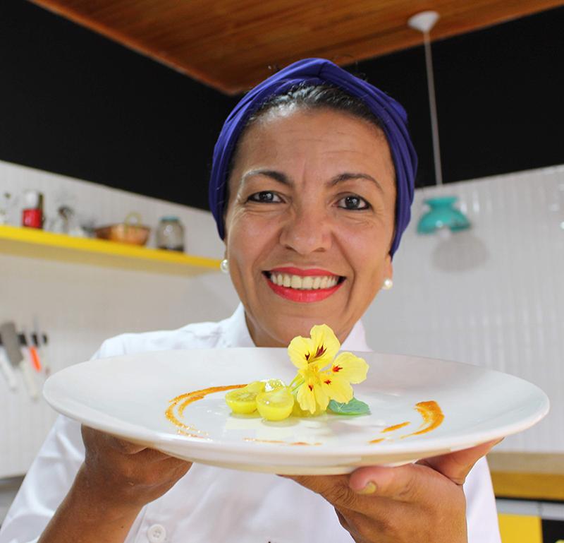 Chef Neybia Rocha